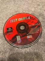 Test Drive 4 (Sony PlayStation 1, 1997) Working Game Only