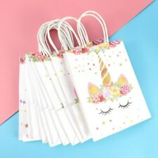 Paper Bag Unicorn Paper Paper Candy Bags for Favors Birthday Party Wedding Gifts