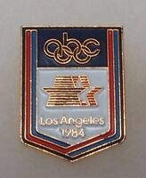 1984 Los Angeles Olympics ABC Sponser Pin