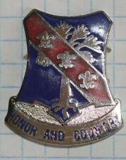 US ARMY WWII 327TH GIR GLIDER INFANTRY REGIMENT DI DUI CREST