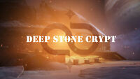 Deep Stone Crypt Full + Triumphs PS4 / PS5 (Cross save Xbox / PC)