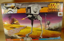 STAR WARS REBELS Clone Trooper AT-DP Walker Scout AT-ST Vehicle MIB !