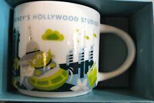*NEW Disney Parks Starbucks You Are Here Hollywood Studios Coffee Mug 3rd Aliens