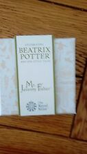 JEREMY FISHER 50 PENCE SILVER COLOURED COIN LATEST EDITION TO THE BEATRIX POTTER
