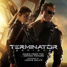 Lorne Balfe - Terminator Genisys - Music from the Motion Picture [New CD]