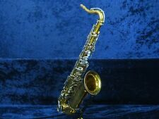 King Cleveland 615 Tenor Saxophone Ser#C243521 Plays but Needs a Tweak