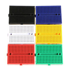1pc SYB-170 Mini Solderless Breadboard with Buckle Test Panel Spliced Board