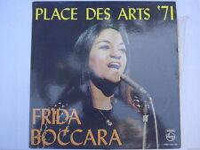 Frida Boccara – Place Des Arts ' 71 2xLP, Australia