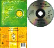 Alice Cooper ‎– Billion Dollar Babies CD Album Germany Pressing