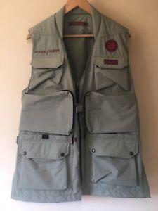 House Of Hardy Large Fly Fishing Gilet / Vest