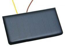 Polycrystalline Solar Panel Cell 5v 60mA 68mm x 37mm DIY LED Garden Light