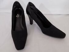 """Life Stride Shoes 6M """"Charge"""" Women's Shoes Black 3"""" heels"""