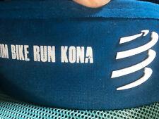 Compressport Ironman Kona Triathlon Running Swim Bike Hat & Visor Without Tags