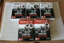 Dying Light Enhanced Edition 5 BOXES + PENDRIVE + SOUNDTRACK + SOCKS + FUNNEL