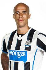 Football photo > Gabriel Obertan Newcastle United 2013-14