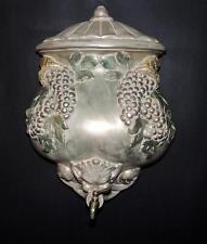 Absolutely Amazing Alexander Backer Vintage Lavabo w/Brass Spigot - Mint!