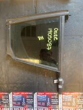 2016 2018 Chevy Cruze Rear Right Vent Glass Window Oem 23440650
