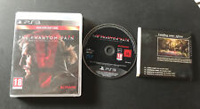 Metal Gear 5 V The Phantom Pain Edición One Day PS3 Play Station 3 PAL ESPAÑOL