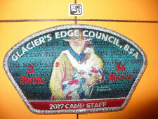 CSP Glacier's Edge Council,SA?,Brave,2016 Camp STAFF,DGR,OA 146,226,Wisconsin,WI