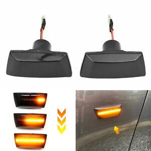 For Opel Astra H MK5 / Zafira B MK2 - LED Side Marker Indicators Repeater 2PCS