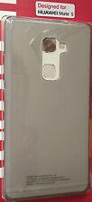 Huawei Cover TPU per Mate S Grigio
