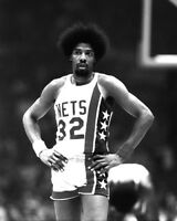 New York Nets JULIUS 'Dr J' ERVING Glossy 8x10 Photo Basketball Print Poster