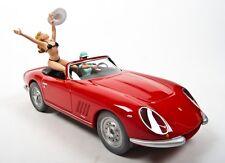"AROUTCHEFF Collection - ""Le Cabriolet"" Ferrari ""RED"" MILO MANARA LIMITED EDITION"