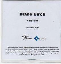 (BS63) Diane Birch, Valentino - DJ CD