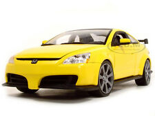2003 HONDA ACCORD YELLOW 1/18 DIECAST MODEL CAR BY MOTORMAX 73146