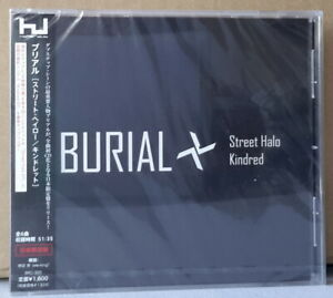 BURIAL - STREET HALO / KINDRED 2012 BEAT RECORDS BRC-320 JAPAN ONLY CD