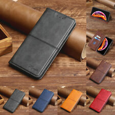 For Sony Xperia L4 L3 L2 L1 Luxury Magnetic Leather Flip Wallet Case Cover Stand