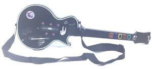 Xbox 360 Guitar Hero Wireless Guitar Controller Gibson Les Paul w/ Strap - Read