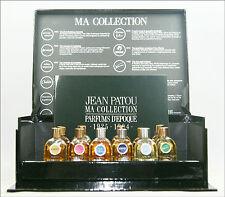 ღ Jean Patou Ma Collection Parfums D'Epoque 1925-1964 - Miniatur-Set 12x EDT 6ml