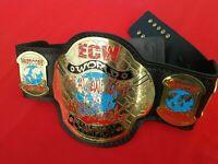 ECW Wrold Heavyweight Wrestling Championship Replica Belt Metal Plates