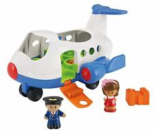 Fisher Price Little People Lil' Movers Airplane Playset