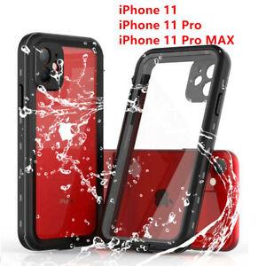 Wasserdicht Case Handy Schutz Hülle Stoßfest Schutzhüllen iPhone 11 / Pro / Max