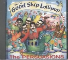PERSUASIONS-GOOD SHIP LOLLIPOP-CD  NEW,MAILS 1ST CLASS W/TRACKING