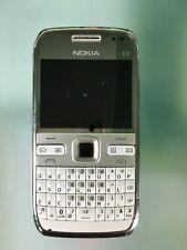 Nokia E72 - 16GB - White (Three) Smartphone - 5.0 MPix Camera - Locked