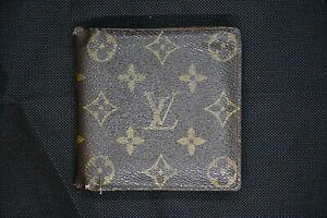 Louis Vuitton Geldbörse Monogram Canvas