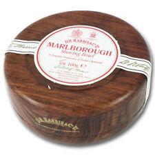 D R Harris Marlborough Shaving Soap in Mahogany Bowl (100g)