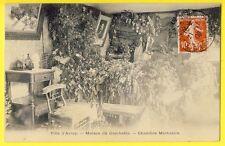 cpa 92 - VILLE D'AVRAY (Hts de Seine) MAISON de GAMBETTA Chambre mortuaire