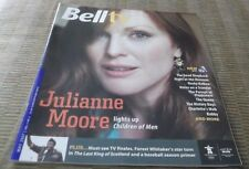 BELL TV MAGAZINE JULIANNE MOORE - MAY 2007 Vol 3, #5