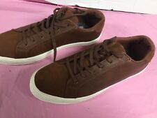 cad717b4b11d New listingRed Herring Men brown tan lace up shoe trainer uk 9 eur 43  leather 2091 70