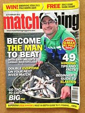 Magazine - MATCH FISHING Coarse Angling February 2012 Full contents INDEX SHOWN