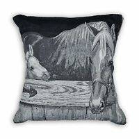 Vintage Retro Tapestry Cushion Covers or Filled Cushions in 8 Designs