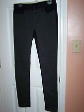 Chip And Pepper SYD Skinny Black Jeans Size 29