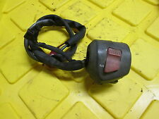 1991 91 Honda CBR1000F CBR 1000 Hurricane Right Handlebar Control Switch