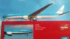"1:500 Herpa Wings 531658  KLM Asia Boeing 777-300ER ""Fulufjället National Park"""