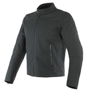Dainesse Leather Jacket Motorcycle Mike 2 Black Size 60 Black