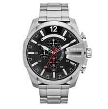 Diesel Chief DZ4308 Men's Wrist Watch - Silver